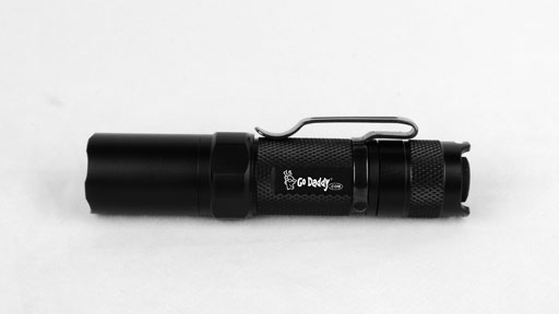 Flashlight Engraving