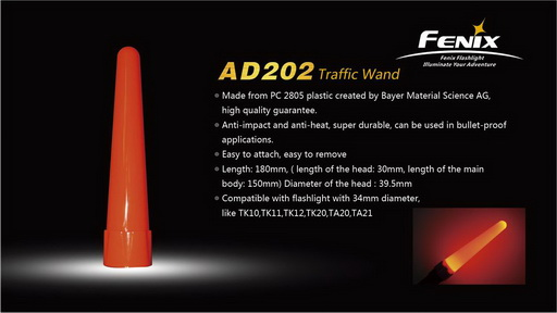 Fenix AD202 Traffic Wand