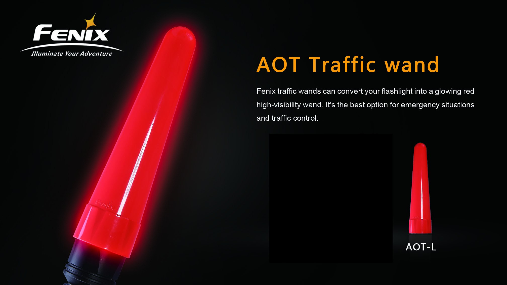 Fenix AOT-L Traffic Wand