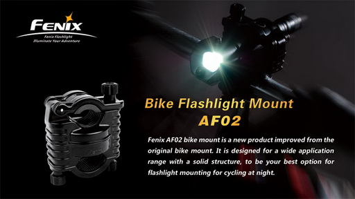 Fenix Bike Flashlight Mount AF02