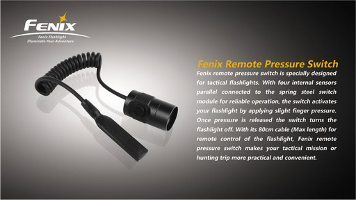 Fenix AR102 Remote Pressure Switch