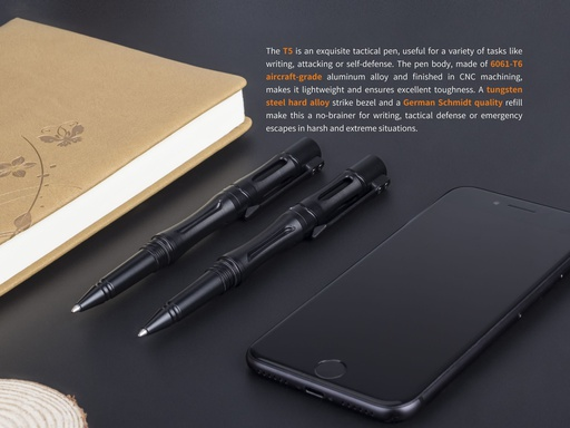 Fenix T5 Tactical Pen