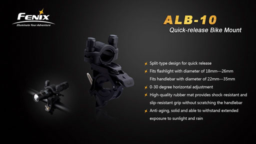 Fenix Bike Mount ALB-10
