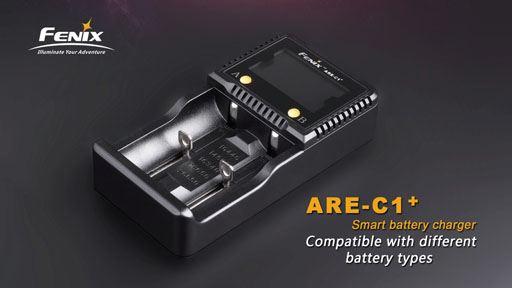 Fenix ARE-C1+ Dual Channel Smart Charger