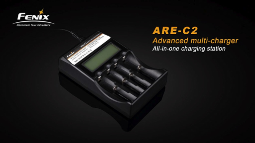Fenix ARE-C2 Charger