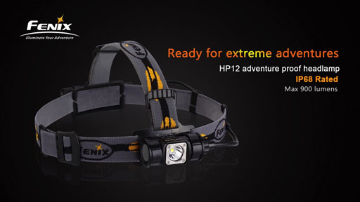 Fenix HP12 Headlamp