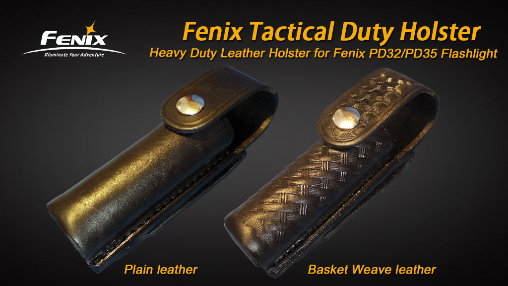 Fenix Leather Holster PD35